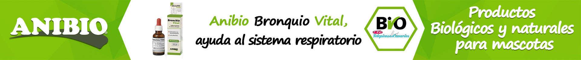 Anibio bronquio vital, refuerza el sistema respiratorio de las mascotas
