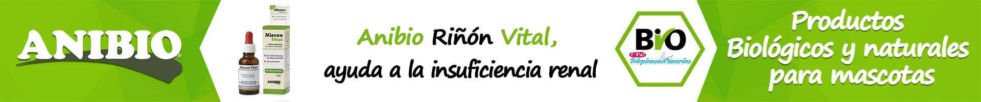 Anibio riñón vital, ayuda a la función renal