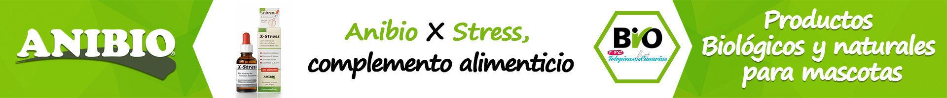 Anibio x stress, comportamiento equilibrado en perros y gatos