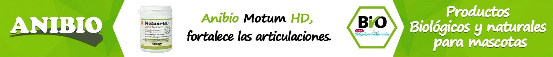 Anibio motum hd condoprotector para sistema músculo- esquelético del perro