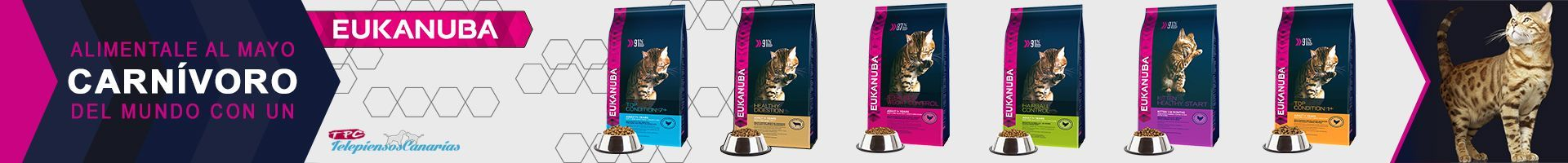 Eukanuba pienso gatos tenerife TelepiensosCanarias 7 5 2018 155443