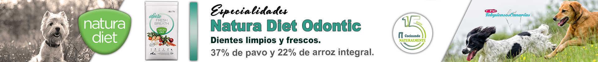 Natura diet odontic, dientes limpios y frescos, alimento saludable