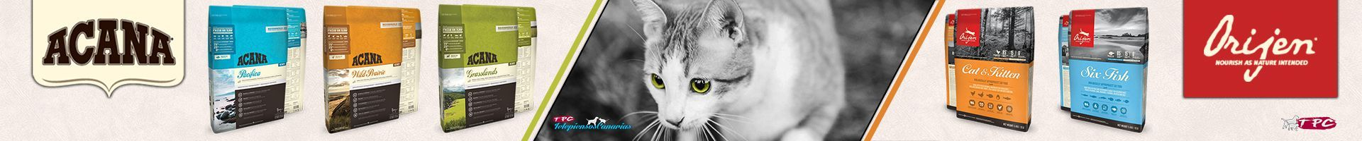 Orijen Acana pienso gatos TelepiensosCanarias 4 5 2018 221216