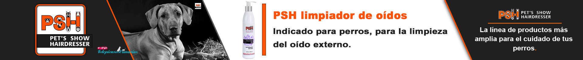 PSH limpiador de oídos para perros, previene enfermedades