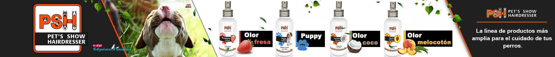 Perfumes perros PSH TelepiensosCanarias