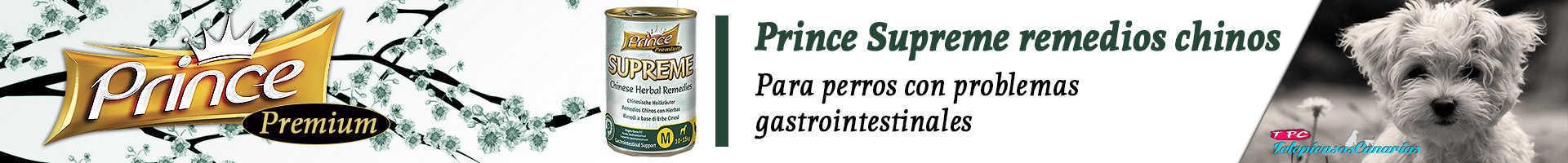 Prince supreme para perros problemas gastrointestinales