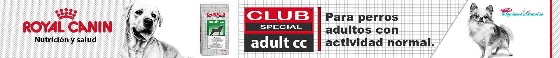 Royal Canin club special performance adult CC