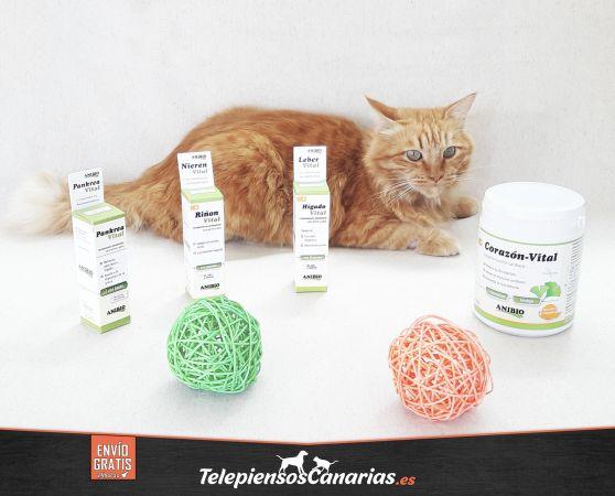 Anibio específico para mascotas, productos biológicos