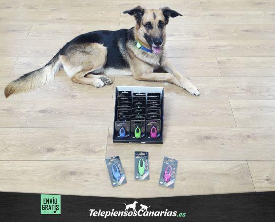 Duvo colgante led para perros