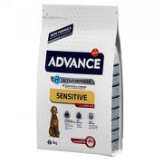 Advance sensitive cordero y arroz para perros adultos de todas las razas