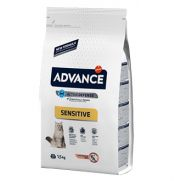 Advance sensitive cat adult, de salmón y arroz