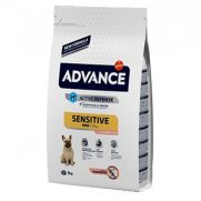 Advance dog adult mini sensitive, pienso mononproteíco