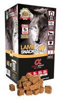 Alpha Spirit snacks lamb, excelente para perros de todas las razas