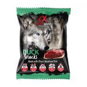 Alpha spirit snack para perro de pato