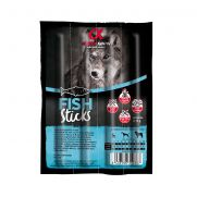 Alpha spirit sticks pescado para perros