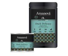 Amanova bio, 81,5% de carne de pato