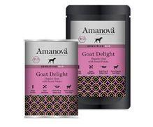 Amanova bio sensitive, con 70,1% carne de cabra