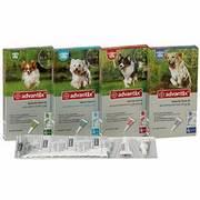 Advantix antiparasitario externo para perros elimina pulgas, garrapata