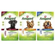 Antiparasitario Amigard Spot-on para perros 100% Natural