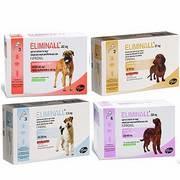 Antiparasitario Eliminall contra pulgas, garrapatas y piojos