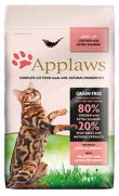 Applaws alimento para gato adulto con 80% de pollo y salmón