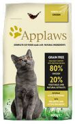Applaws alimento para gatos senior con pollo