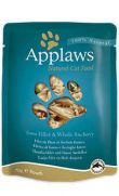 Applaws pouch con caldo de filete de atún y anchoveta