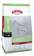 Arion Original adult small breed lamb rice, libre de gluten