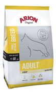 Arion Original adult small medium light, pienso sin gluten
