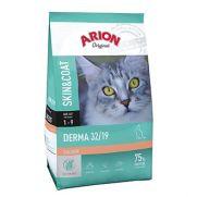 Arion Original cat derma, alimento con 38% de salmón para gatos adultos