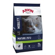 Arion Original cat mature chicken, pienso para gato con +7 años de edad