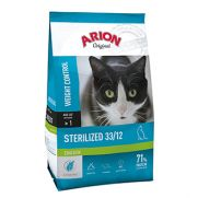 Arion Original cat sterilized chicken, pienso para gatos esterilizados
