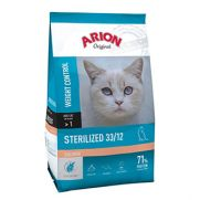 Arion Original cat sterilized salmon, para gato adulto esterilizado con salmón