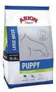 Arion Original puppy large breed chicken rice, con 49% de pollo