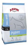 Arion Original puppy small breed chicken rice, 43% de pollo