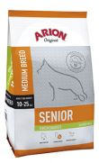Arion Original senior medium breed chicken rice, 42% de pollo