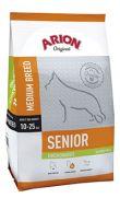 Arion Original senior medium breed chicken rice, 42% de pollo