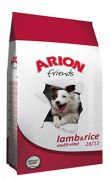 Arion Friends lamb rice, para perros con sensibilidad digestiva