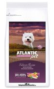 Atlantic pet dog adult salmon, pienso perros de todas las razas