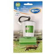 Duvo dispensador de bolsas, waste bags bio tube on blister