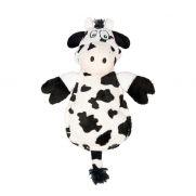 Duvo connie cow, juguete de peluche para perros con sonido ultrasónico
