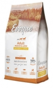 Evoque adult medium large chicken and turkey, con carne fresca 25%