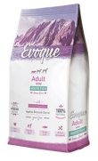 Evoque adult mini white fish, alimento sin cereal