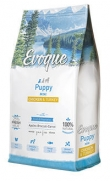 Evoque puppy mini chicken and turquey, con 25% carne fresca
