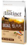 Instinct pienso para gato esterilizado con salmón y arroz