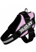 Julius-K9 arnés idc color rosa, perfección ergonómica