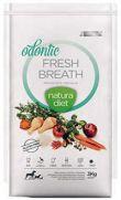Natura diet dientes limpios y frescos, alimento saludable