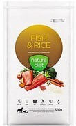 Natura diet fish and rice alimento rico en omega 3 y 6