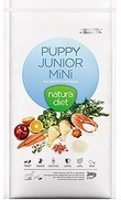 Natura diet puppy junior mini, pienso nutritivo y digestible