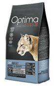 Optima nova para gato adulto, 40% carne de conejo fresco y papa